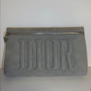 Stylish Dior Makeup Clutch Bag